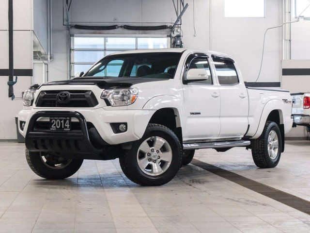 2014 toyota tacoma trd v6 doublecab 4x4 kelowna british columbia used car for sale 2683081. Black Bedroom Furniture Sets. Home Design Ideas