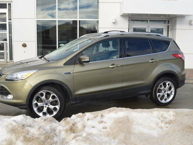 2013 ford escape titanium 4dr 4x4 kamloops british columbia used car for sale 2683064. Black Bedroom Furniture Sets. Home Design Ideas