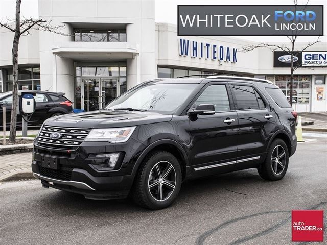 2016 ford explorer limited certified pre owned mississauga ontario car for sale 2683483. Black Bedroom Furniture Sets. Home Design Ideas