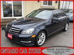 2014 Mercedes-Benz C-Class C300 4MATIC NAVIGATION PANO.ROOF in Toronto, Ontario