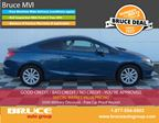 2012 Honda Civic EX 1.8L 4 CYL I-VTEC 5 SPD MANUAL FWD 2D COUPE in Middleton, Nova Scotia