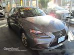 2015 Lexus IS 250 F Sport - Navigation, Backup Camera, Leather In in Port Moody, British Columbia