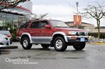 1998 Toyota 4Runner Leather Interior w/ Woodgrain Trim, Power Front in Richmond, British Columbia
