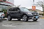 2013 Mercedes-Benz GLK-Class Navi, Leather Interior w/ Woodgrain Trim, Heate in Richmond, British Columbia
