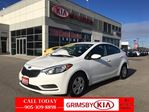 2015 Kia Forte LX ONLY $35/ WEEK $O DOWN!!!!! in Grimsby, Ontario