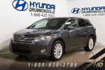 2012 Toyota Venza AWD + CRUISE + MAGS 19 + BLUET in Drummondville, Quebec