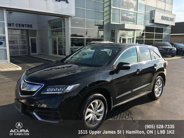 2016 Acura RDX Base Navigation and TECH package!! in Hamilton, Ontario
