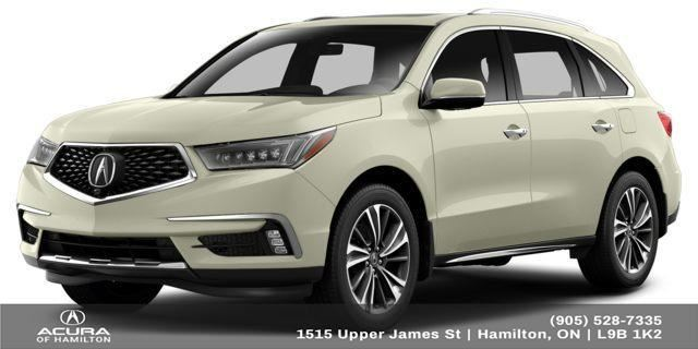2017 acura mdx elite package hamilton ontario car for sale 2683216. Black Bedroom Furniture Sets. Home Design Ideas