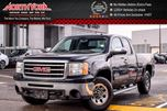 2012 GMC Sierra 1500 SL Nevada Edition  4X4 Ext. Cab Clean CarProof Conven.Pkg Tow Hitch  in Thornhill, Ontario