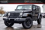 2017 Jeep Wrangler Unlimited New Car Sport in Bolton, Ontario