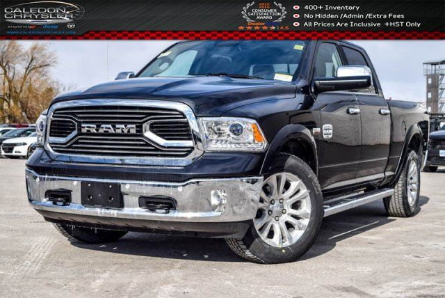 2017 dodge ram 1500 new truck laramie longhorn 4x4 navi sunroof ventilated front seat trailer. Black Bedroom Furniture Sets. Home Design Ideas