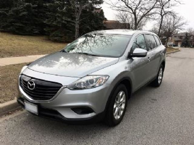2015 mazda cx 9 gs awd 7 passenger luxury package mississauga ontario used car for sale. Black Bedroom Furniture Sets. Home Design Ideas