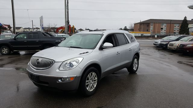 2009 buick enclave cx silver rer automobiles. Black Bedroom Furniture Sets. Home Design Ideas