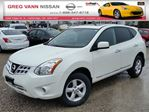 2013 Nissan Rogue S FWD Special Edition w/sunroof,alloys,sport mode in Cambridge, Ontario