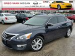 2014 Nissan Altima 2.5 SL  w/all leather,sunroof,climate,heated seats ,rear cam in Cambridge, Ontario