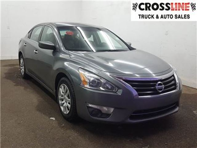 2015 Nissan Altima 2 5 Sl Grey Crossline Yellowhead