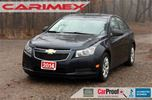2014 Chevrolet Cruze 2LS   CERTIFIED + E-Tested in Kitchener, Ontario
