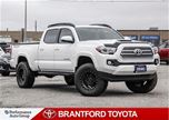 2016 Toyota Tacoma TRD, Demo, Dealer Installed Goodies!! in Brantford, Ontario