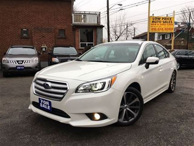 2015 subaru legacy limited package w tech pkg navi reversecam la toronto ontario used. Black Bedroom Furniture Sets. Home Design Ideas