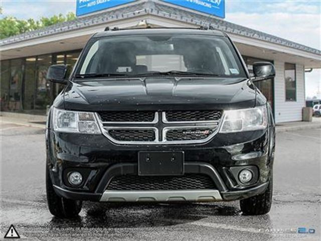 used 2015 dodge journey r t awd r t leather new tires. Black Bedroom Furniture Sets. Home Design Ideas