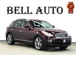 2013 Infiniti EX35 LUXURY PKG NAVIGATION PKG 360 CAMERA in Toronto, Ontario