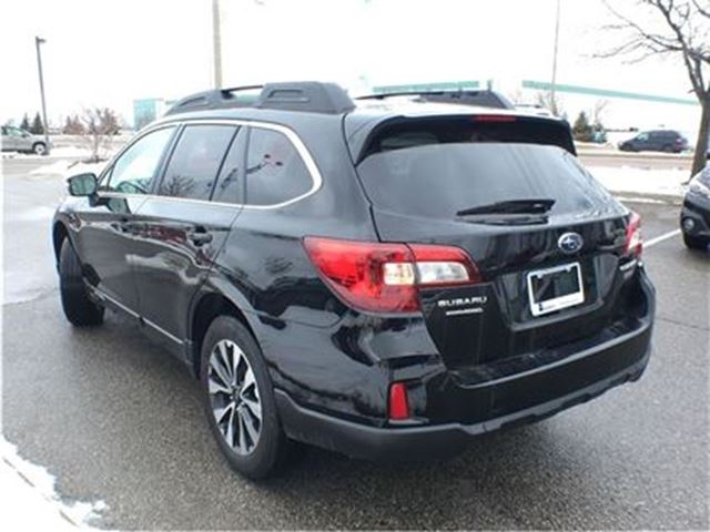 2015 subaru outback 3 6r w limited eyesight nav mississauga ontario used car for sale 2684313. Black Bedroom Furniture Sets. Home Design Ideas