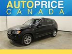 2014 BMW X3 NAVIGATION PANORAMIC ROOF LEATHER in Mississauga, Ontario