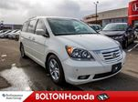 2010 Honda Odyssey Touring Leather Heated Seats DVD Back-Up Cam in Bolton, Ontario