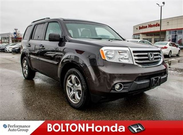 2012 honda pilot ex l leather heated seats awd brown. Black Bedroom Furniture Sets. Home Design Ideas