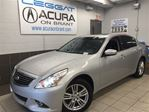 2012 Infiniti G37 x Luxury (A7) in Burlington, Ontario