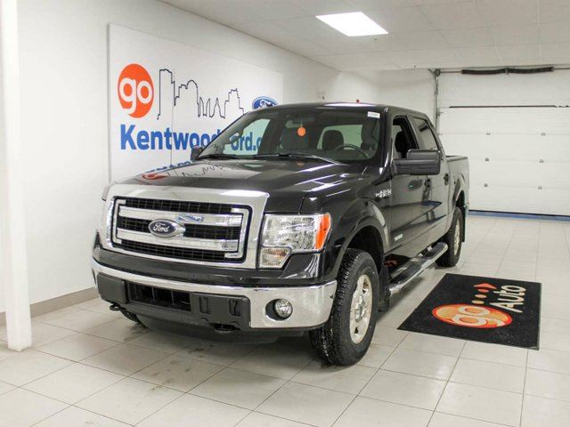 2014 ford f 150 xlt v6 ecoboost edmonton alberta used car for sale 2684422. Black Bedroom Furniture Sets. Home Design Ideas