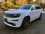 2015 Jeep Grand Cherokee SRT in Langley, British Columbia
