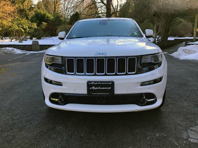 2015 jeep grand cherokee srt langley british columbia used car for. Cars Review. Best American Auto & Cars Review