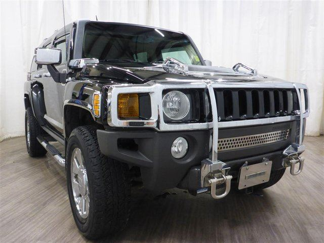 2007 hummer h3 base calgary alberta used car for sale 2683875. Black Bedroom Furniture Sets. Home Design Ideas
