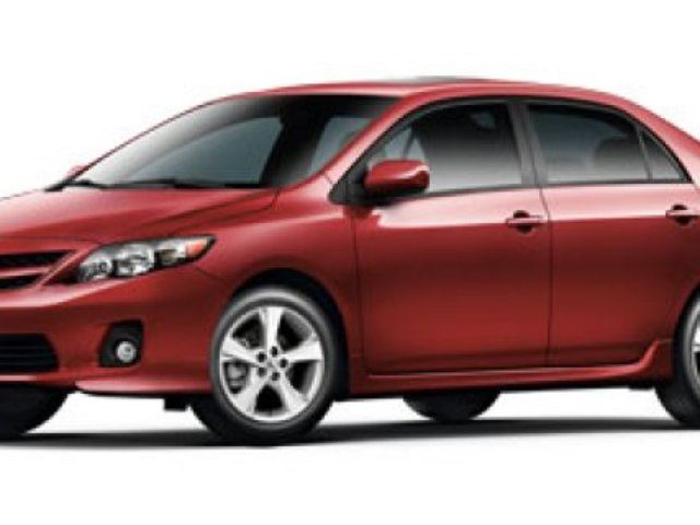 2012 toyota corolla xrs calgary alberta used car for. Black Bedroom Furniture Sets. Home Design Ideas