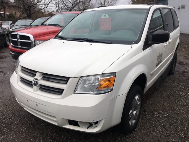 2008 dodge grand caravan se mississauga ontario used car for sale. Cars Review. Best American Auto & Cars Review