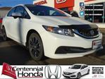2014 Honda Civic EX in Summerside, Prince Edward Island