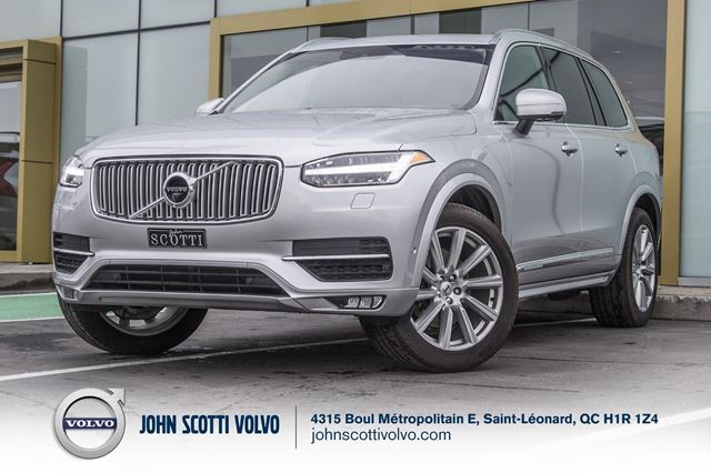 2016 Volvo XC90 Convenience Pkg in Montreal, Quebec