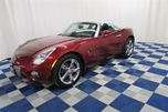 2009 Pontiac Solstice LOW KM/ CONVERTIBLE/GREAT PRICE in Winnipeg, Manitoba