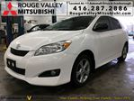 2012 Toyota Matrix NO ACCIDENT, BODY IN GREAT SHAPE !!!! in Scarborough, Ontario