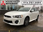 2016 Mitsubishi Lancer GTS AWD, ONLY 98 KM !!!$75+tax weekly in Scarborough, Ontario
