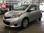 2012 Toyota Yaris LE, NO ACCIDENT, LOW MILEAGE in Scarborough, Ontario