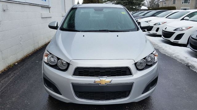 2012 chevrolet sonic ls richmond ontario used car for sale 2684385. Black Bedroom Furniture Sets. Home Design Ideas