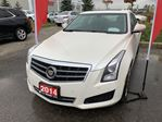 2014 Cadillac ATS 2.0L Turbo Luxury 2.0T LUX AWD | NAV, SNRF, 18' RIMS in Newmarket, Ontario