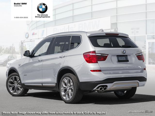 2017 bmw x3 xdrive28i oakville ontario used car for sale 2684125. Black Bedroom Furniture Sets. Home Design Ideas