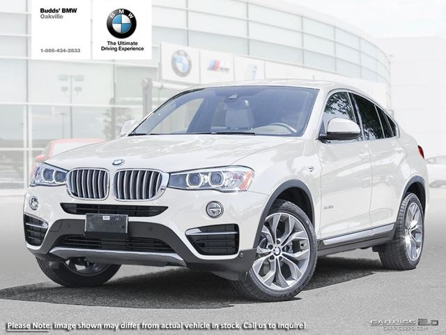 2017 bmw x4 xdrive28i oakville ontario used car for sale 2684126. Black Bedroom Furniture Sets. Home Design Ideas