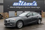 2014 Mazda MAZDA3 GS-SKY ACTIV! 6-SPEED! w/ HEATED SEATS! REVERSE CAMERA! POWER PACKAGE! A/C! CRUISE CONTROL! in Guelph, Ontario