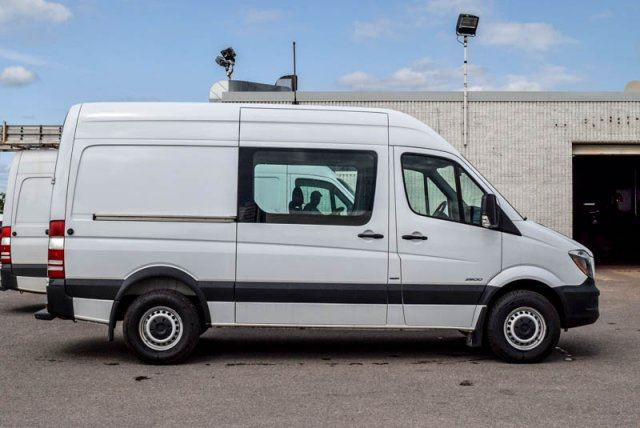 2015 mercedes benz sprinter 2500 high roof diesel for 2015 mercedes benz 2500 high roof
