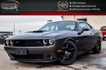 2015 Dodge Challenger R/T Shaker Navi Sunroof Backup Cam Bluetooth Leather 20Alloy Rims in Bolton, Ontario