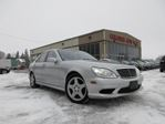 2006 Mercedes-Benz S-Class S430 4MATIC, ROOF, NAV, LEATHER! in Stittsville, Ontario